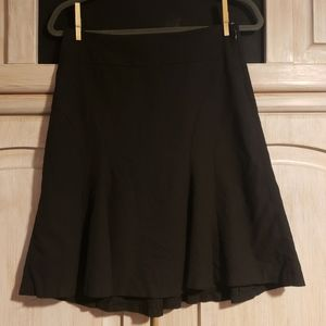 The Limited size 0 black skirt suit style